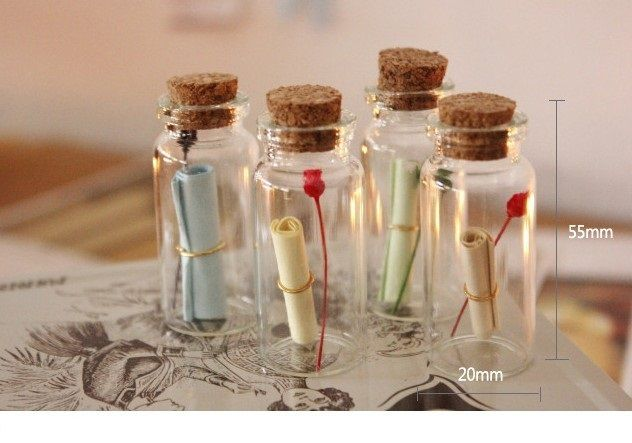 Mini glass bottles with corks ideas google s gning for Glass bottle gift ideas