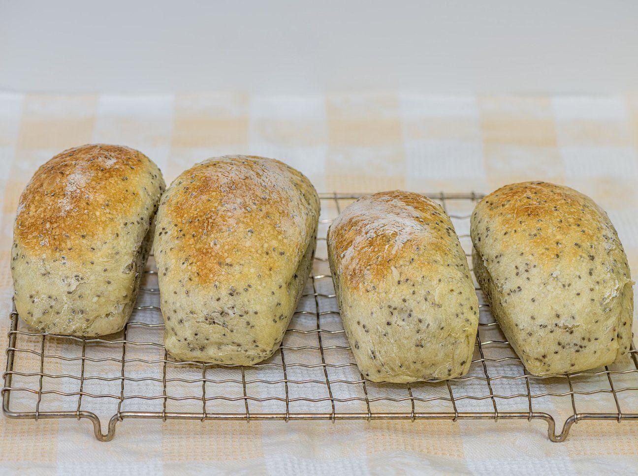 Brot trotz Diät? Mit diesem Rezept hilft es dir sogar beim Abnehmen