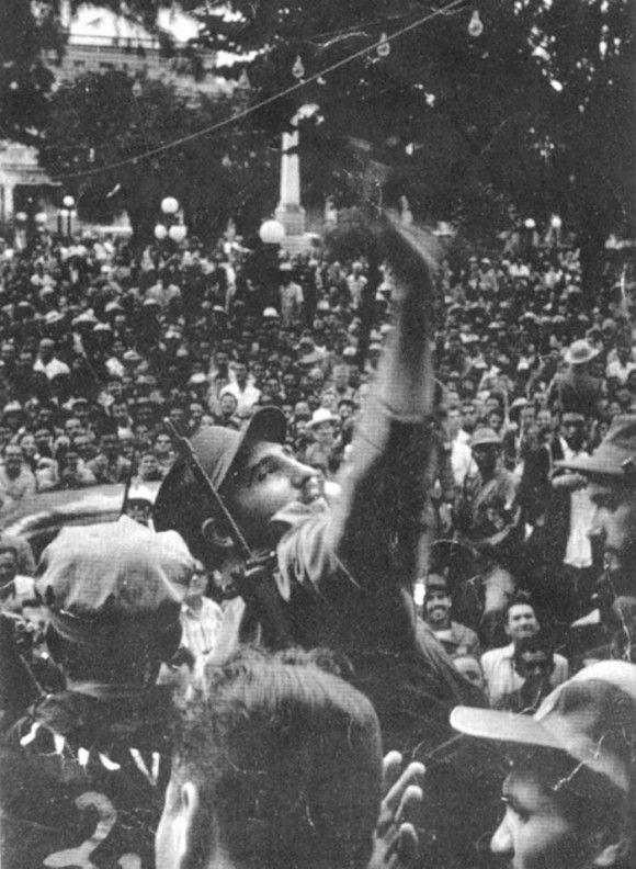 De cuando la CIA calificó a Fidel de agitador peronista