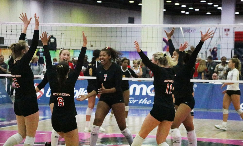 Final 2018 17s National Club Rankings Prepvolleyball Com Club Volleyball High School Volleyball College Vo Volleyball Pictures Newspaper Photo National
