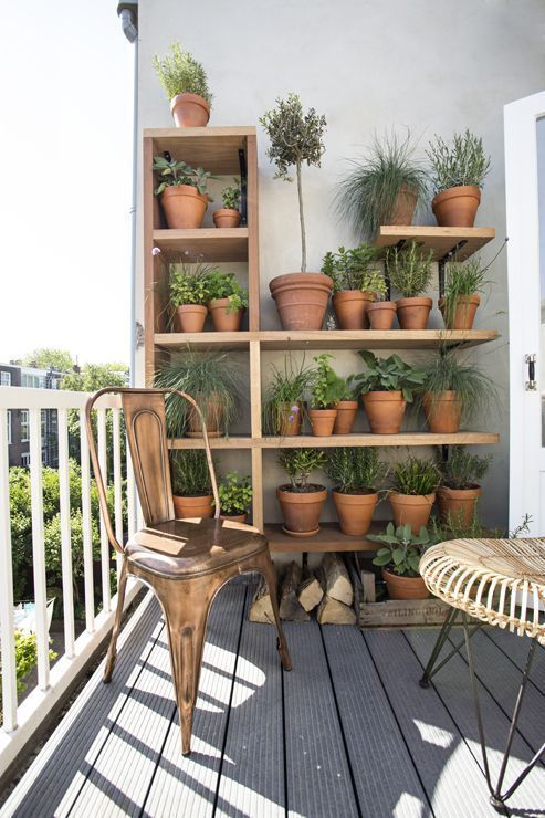 Photo of Balkon Kräutergarten   #balkon #krautergarten      Gardens are not only for law…