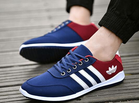 zapatos adidas casual