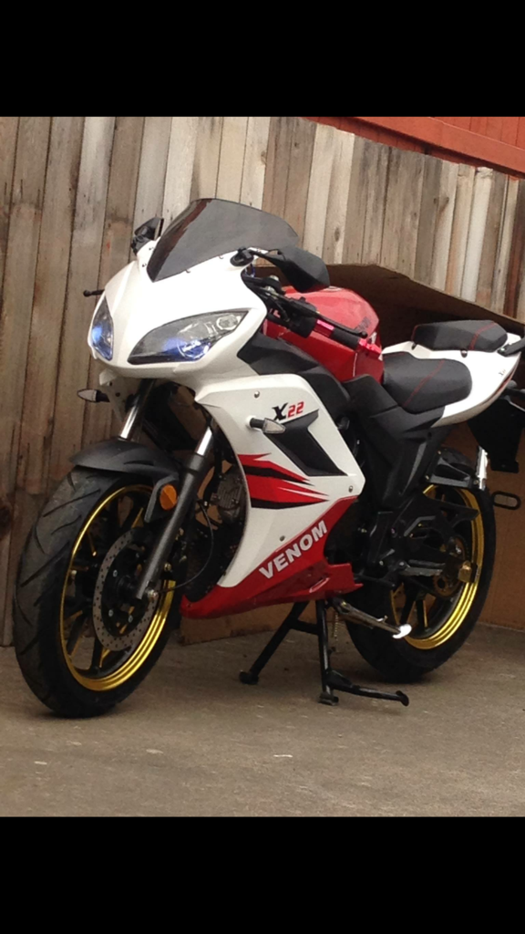2017 venom x22 super pocket bike 125cc redwhite bcaci 2017 venom x22 super pocket bike 125cc redwhite freerunsca Images