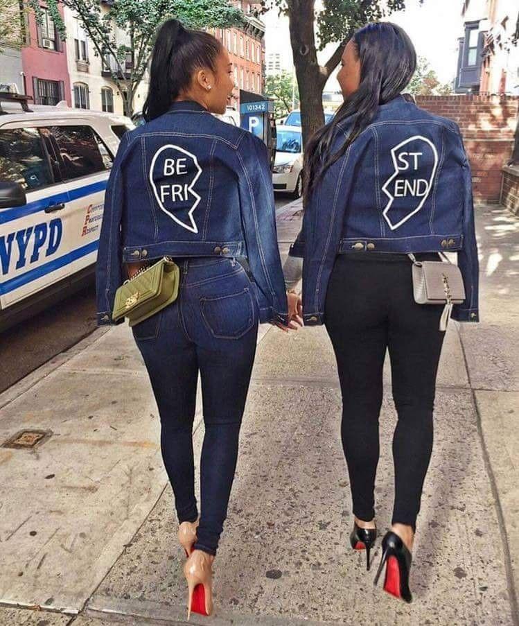 Pin by Ms. Reina on Ebony & Harmony in 2019 | Best friend