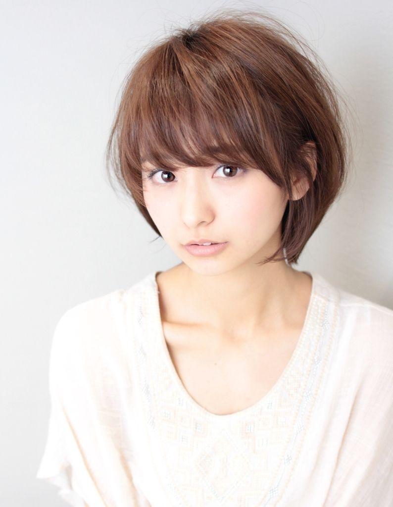 大人かわいい無造作ショート(sg-334) | ヘアカタログ・髪型・ヘア