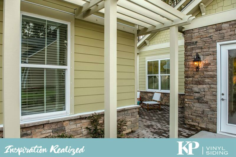 A Favorite For Remodelers Maxim Xl Hangs Straighter Than Competing Products And Its Crisp Lines And Accented Shadows In A R Vinyl Siding Siding Outdoor Decor