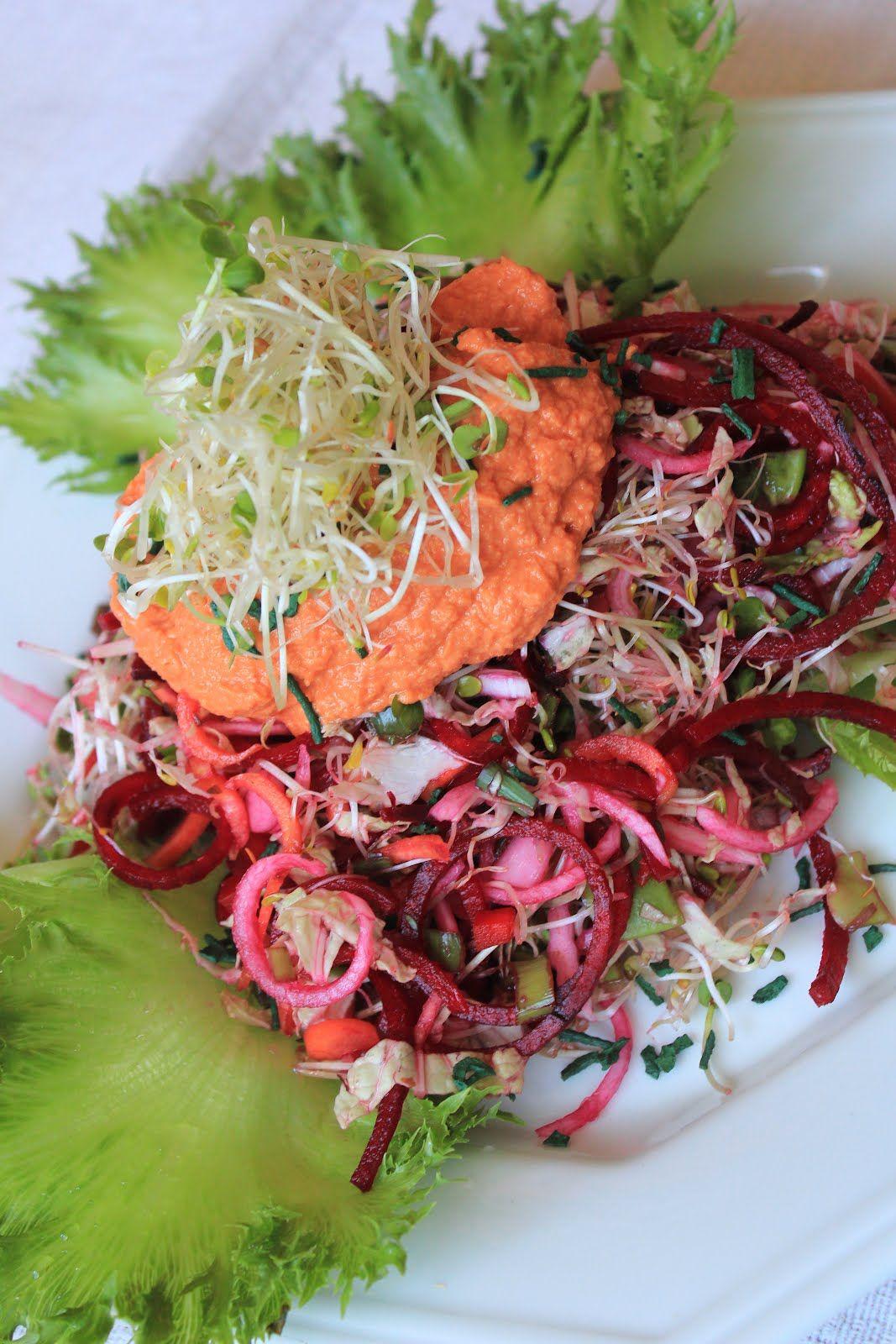 saladas exoticas com rabanetes - Pesquisa Google