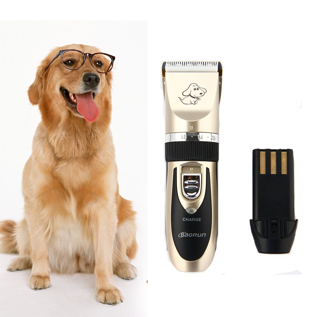 Professional Dog Cat Grooming Clippers Rechargeable Cordless Dogs And Cats Grooming Clippers Professional Pet Hair Cli Dog Grooming Pet Grooming Cat Grooming
