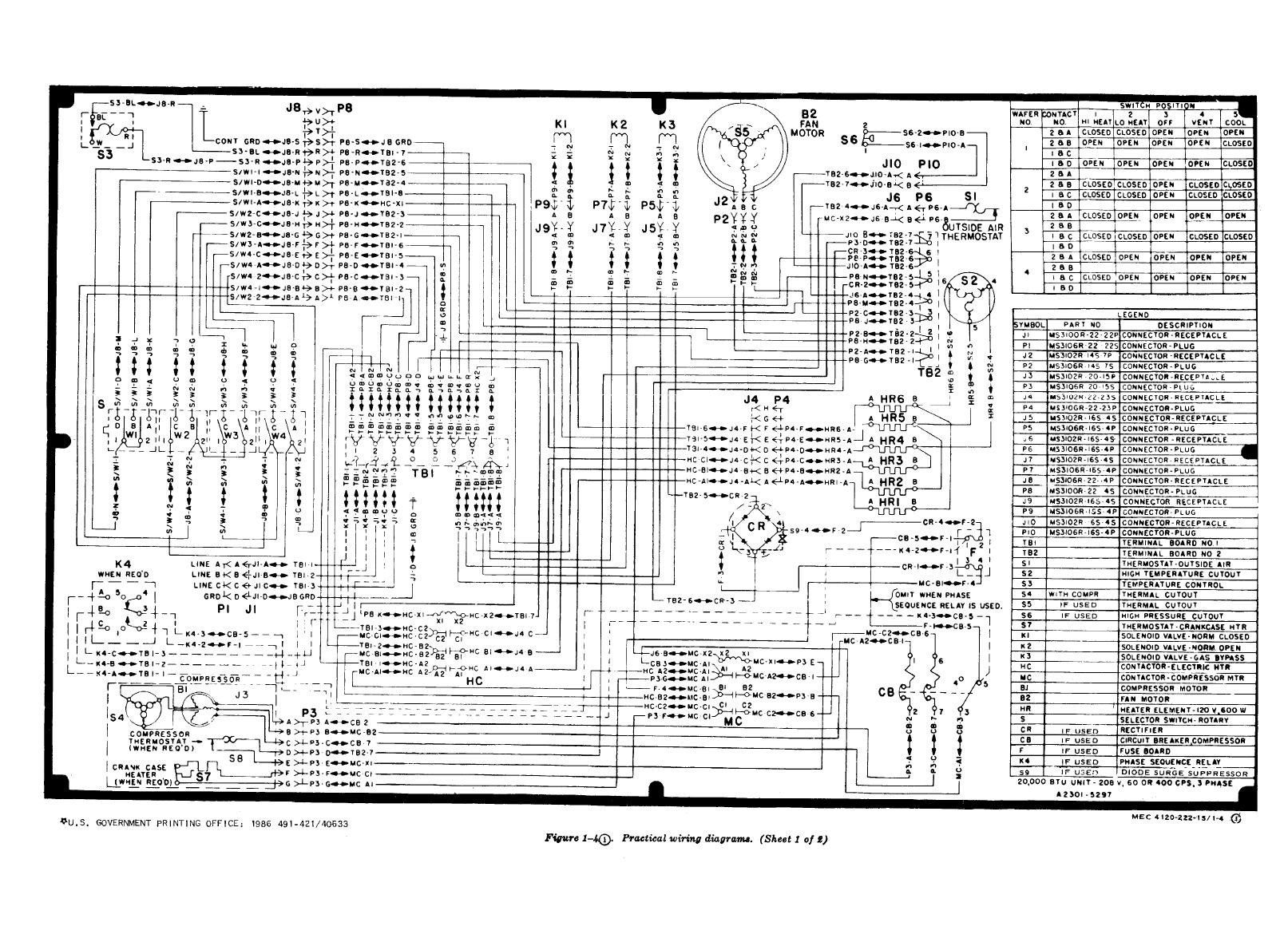 trane rooftop hvac wiring diagrams wiring diagram centretrane rooftop ac wiring diagrams wiring diagram databasetrane commercial [ 1613 x 1190 Pixel ]