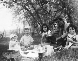 Picnics on the Banks of Bear Creek