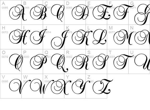 Vintage Script Fonts