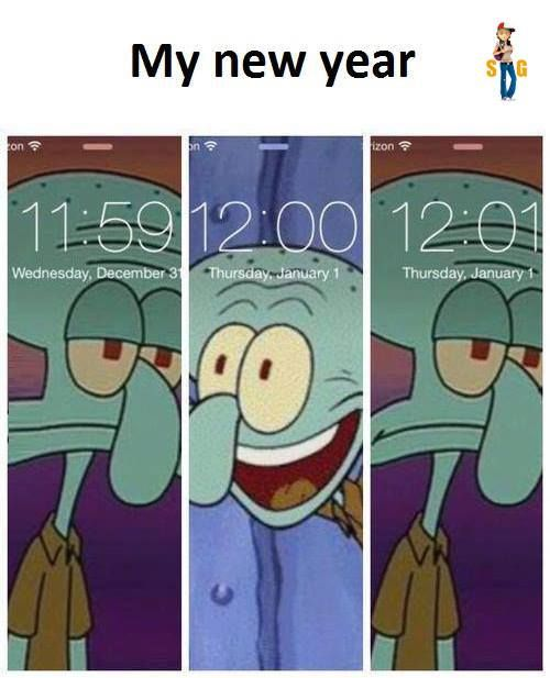 Pin By Ultraupdates On New Year Wishes 2018 Funny Memes Funny