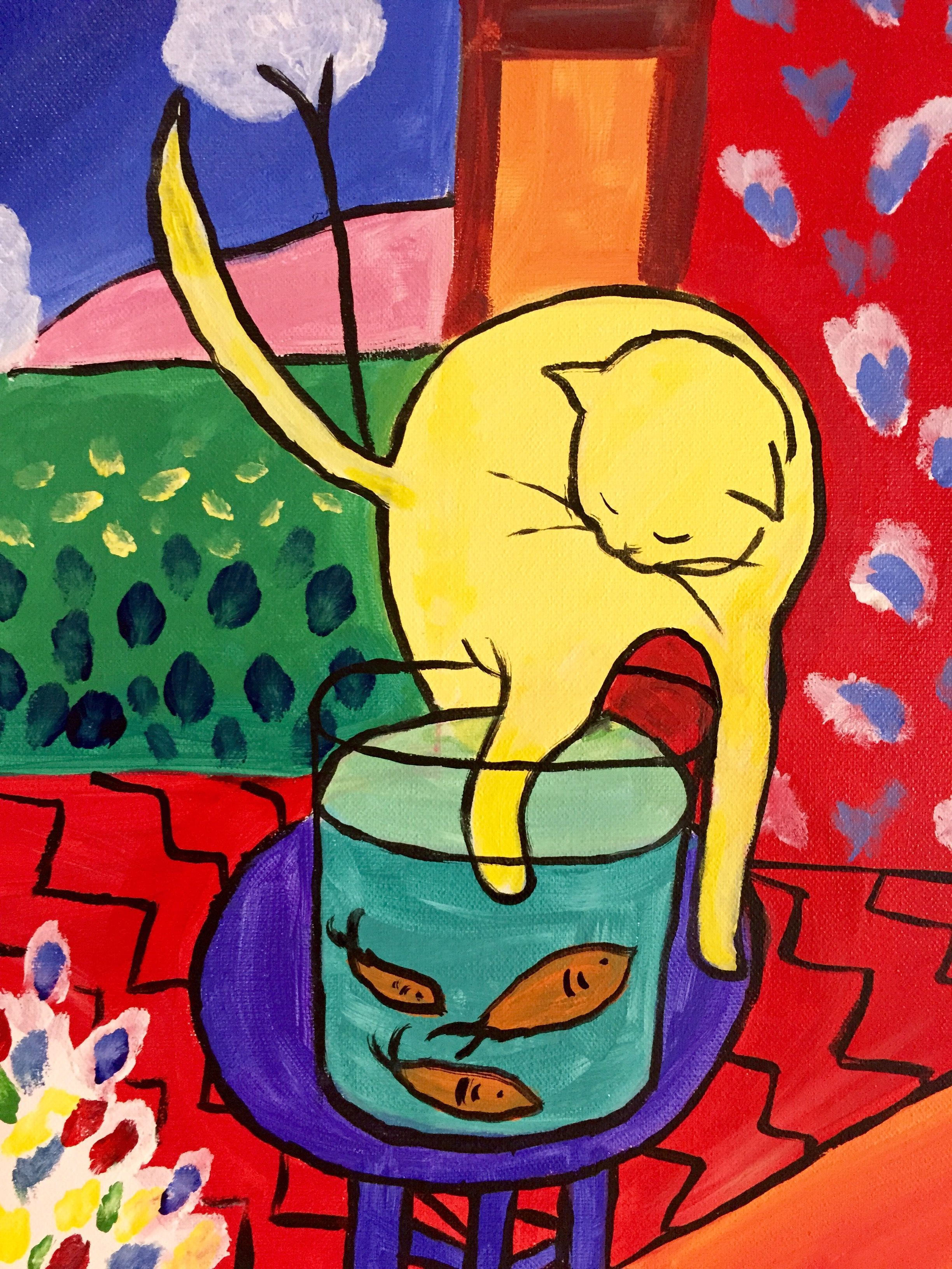 Henri Matisse (1869 - 1954) \
