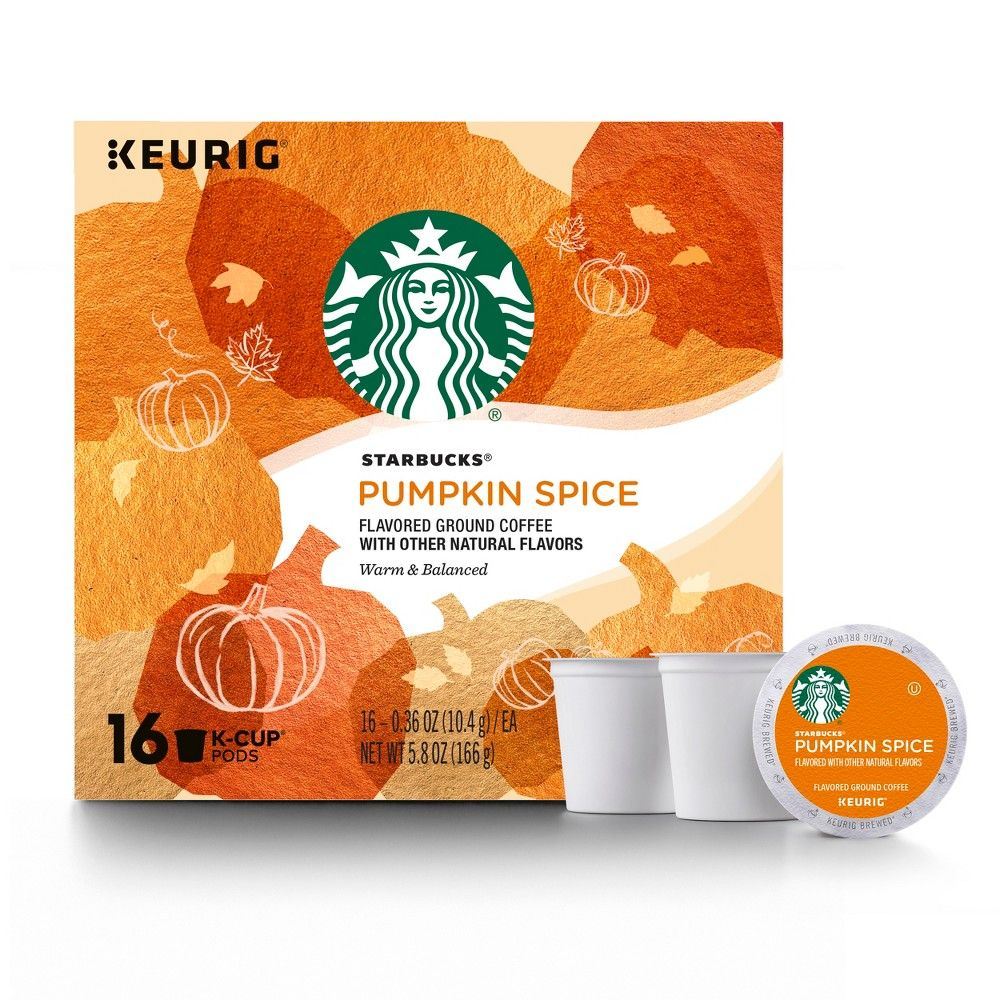 Starbucks Pumpkin Spice Medium Roast Coffee