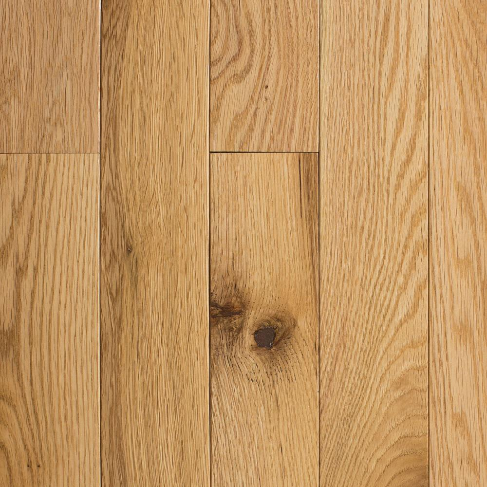 Blue Ridge Hardwood Flooring Red Oak Natural 3 4 In Thick X 2 1 4 In Wide X Random Length Solid Hard In 2020 Red Oak Wood Floors Red Oak Hardwood Floors Red Oak Wood