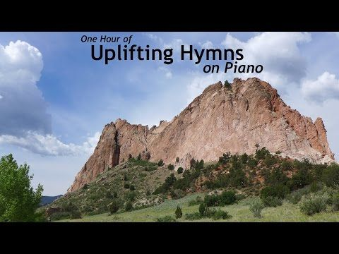 One Hour of Uplifting Hymns on Piano - YouTube | Music Makes Sweet