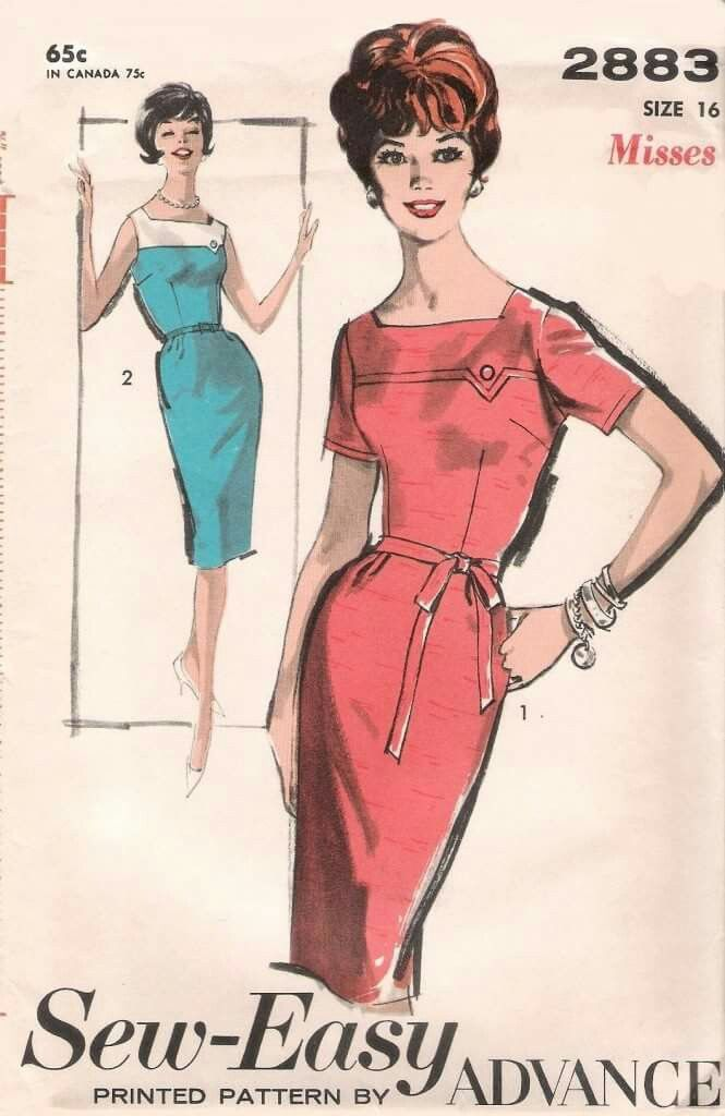 Pin von Anna-Friederike S auf 60ies Fashion | Pinterest