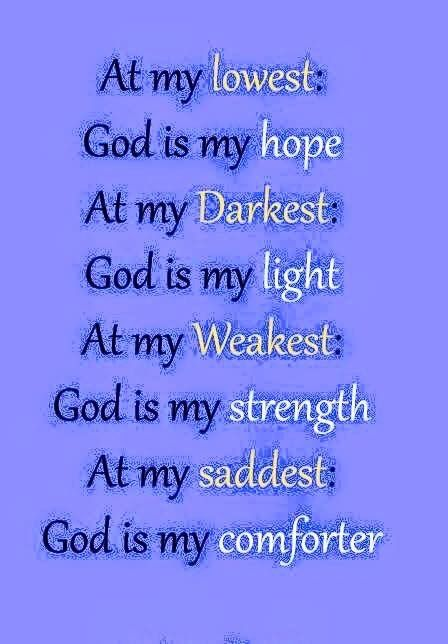 God Is My Everything Inspirational Quotes Faith Quotes God