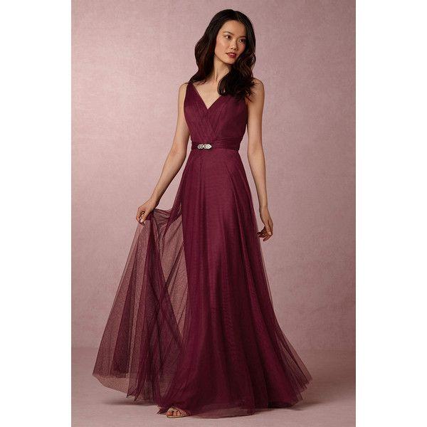Anthropologie Wedding Gown: Anthropologie Zaria Wedding Guest Dress (505 BRL) Liked On