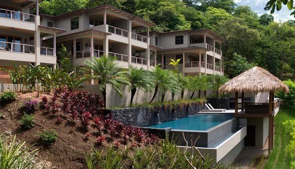 Stunning 3-Bed Villa w/ Ocean Views in Tamarindo in Tamarindo