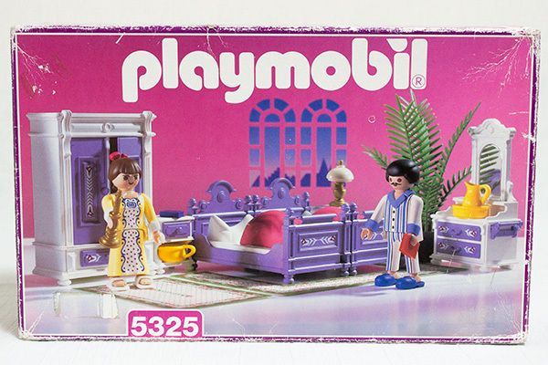 Playmobil Schlafzimmer ~ Playmobil vicrotian mansion