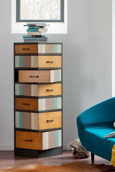 semainier domino jeux de l 39 enfance commodes petits meubles c t design meubles On designer francais meuble