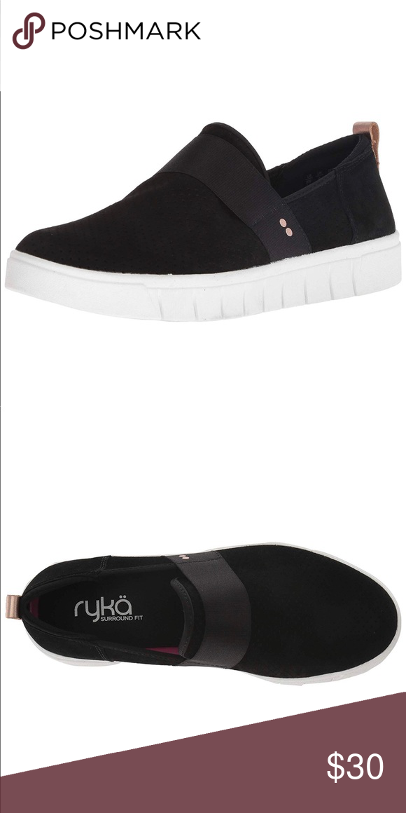 Ryka Haze Perforated Slip-On Shoes