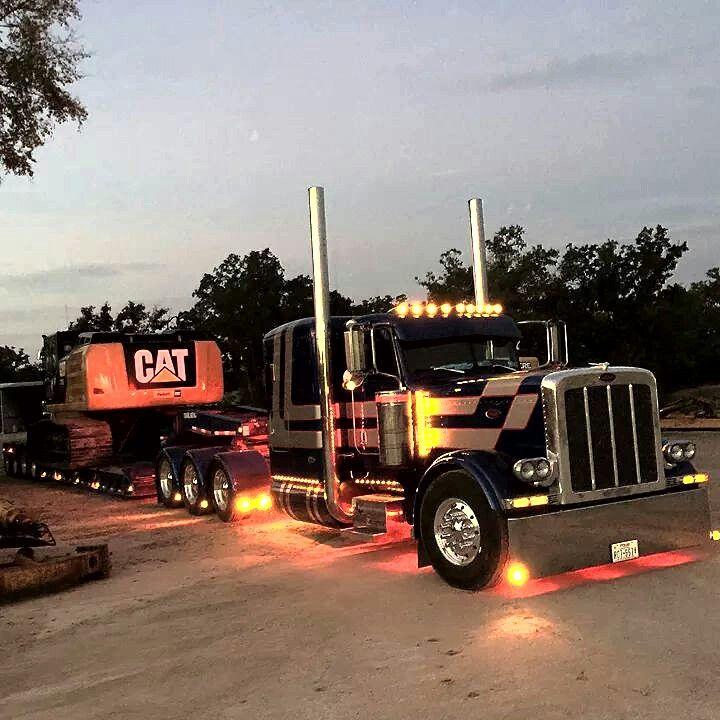Heavy Hauling Transport (USA) | Trucks | Trucks, Big rig trucks
