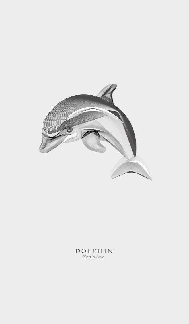 Dolphin! Diseño Katrin Anz