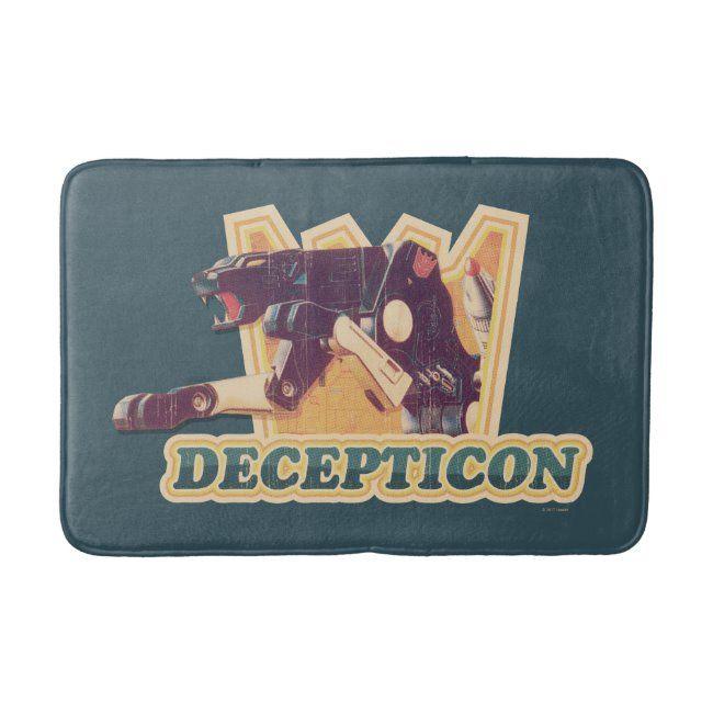 Transformers   Decepticon Graphic Bath Mat #transformers #the #last #knight #decepticon #BathMat