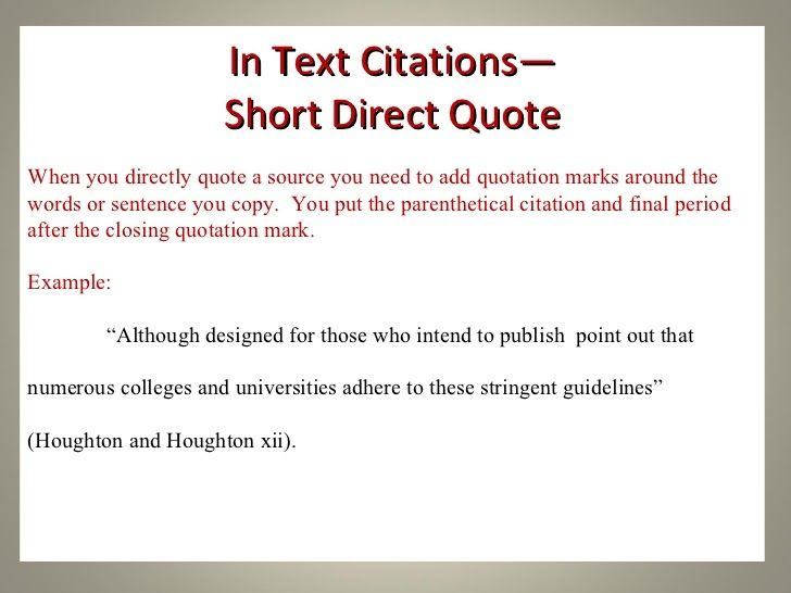 Image Result For Quotation Mark Mla Persuasive Essay Outline Paraphrase Quote