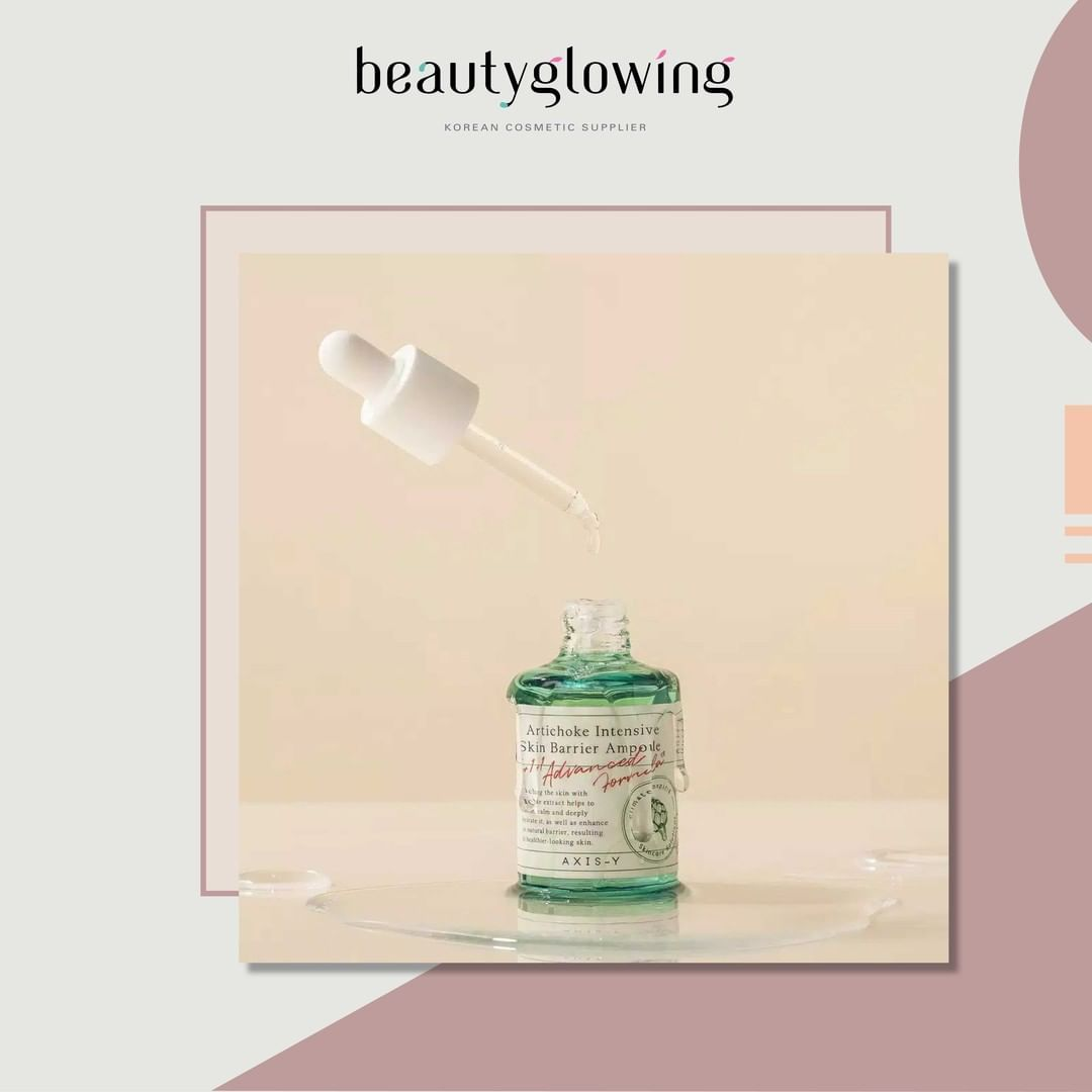 Healthy Skin Barrier Without Dark Spots Axis Y Artichoke Intensive Skin Barrier Ampoule And Axis Y Dark Spot Correcting Glow Serum Review In 2020 Beauty And Beast Wedding Dark Spots Asian Skincare