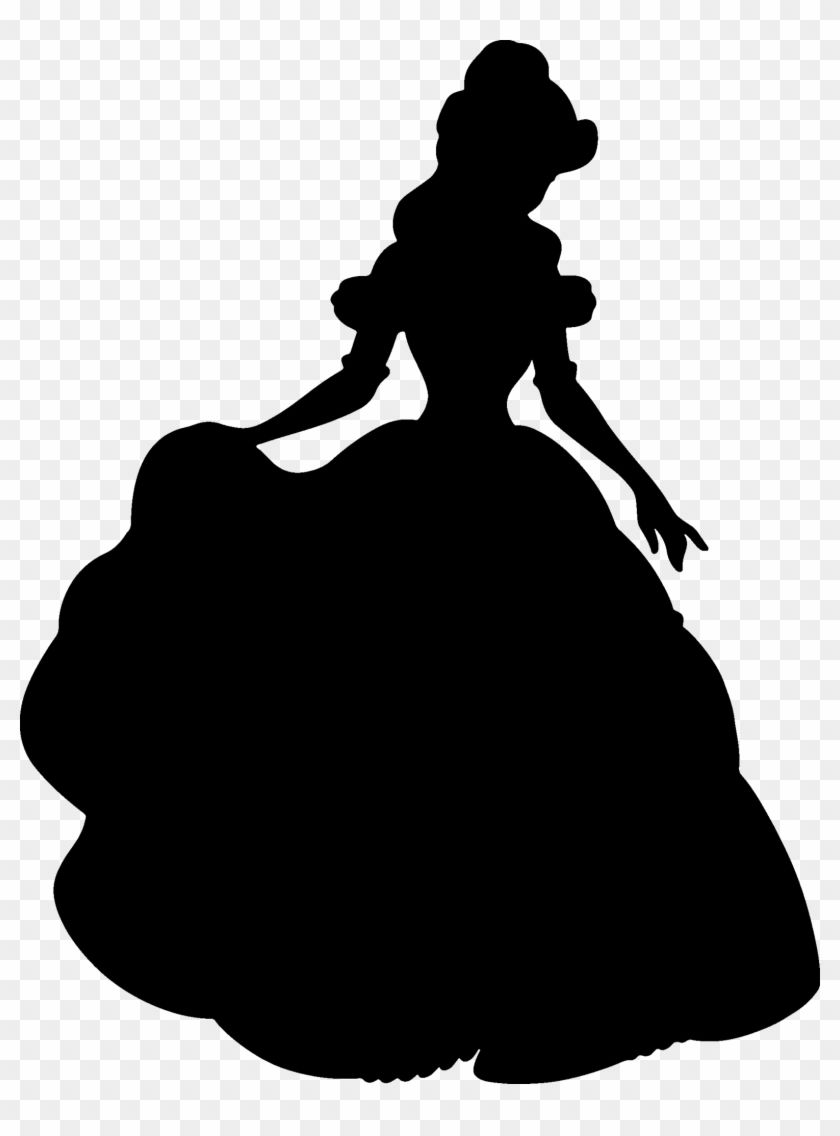 Download And Share Clipart About Princess Belle Silhouette Clipart Disney Princ Beauty And The Beast Silhouette Disney Princess Silhouette Disney Silhouettes
