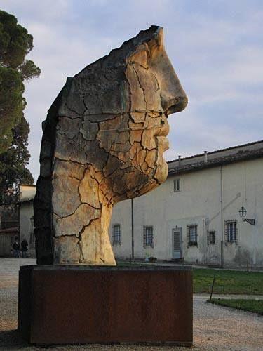 Sculptures by © Igor Mitoraj (March 26.1944 - October 6.2014)