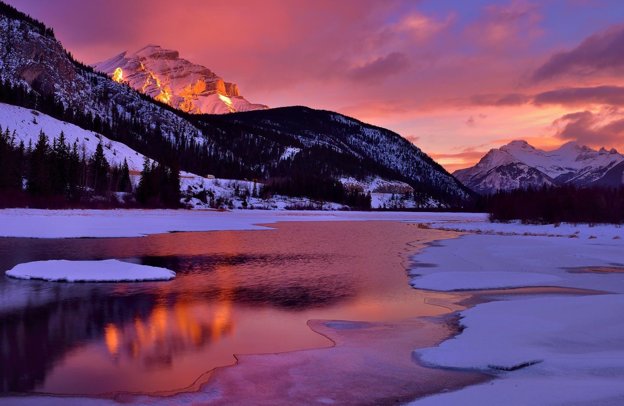 Αποτέλεσμα εικόνας για paisajes de montañas con nieve