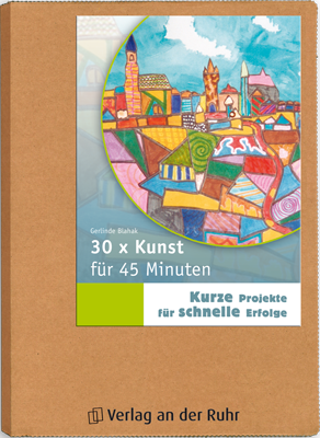 30 x Kunst für 45 Minuten | Kunst in der GS | Pinterest | Teaching ...