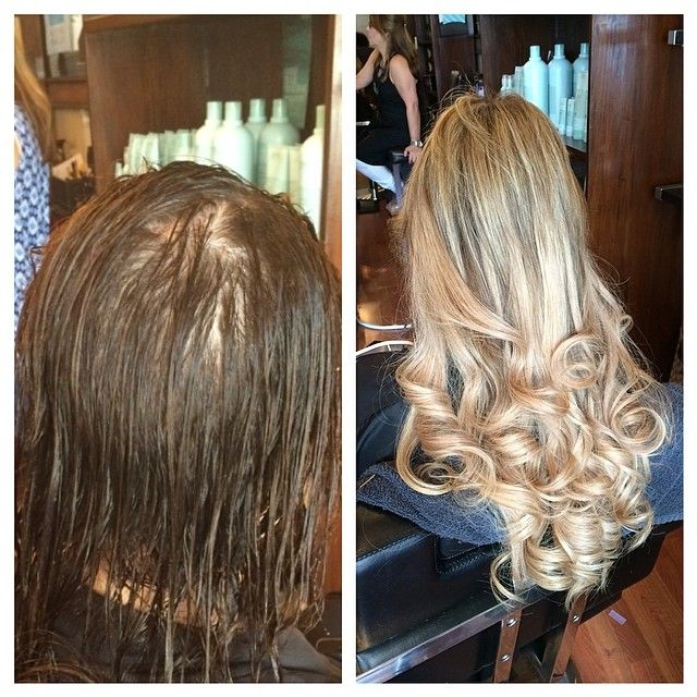 Go Blonde Or Go Home Hotheads Hair Extensions Love It