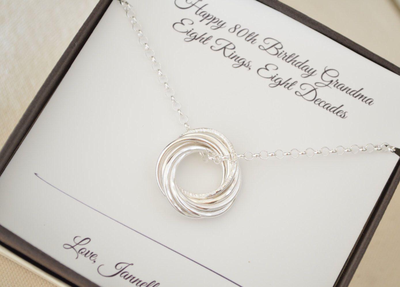 80th Birthday gift for mom, 80th Birthday for gradma, 8th
