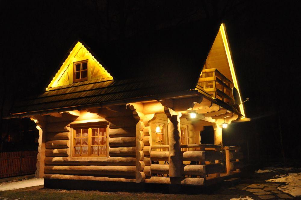 The Little Log House Company- Ireland   Ideas for the House ...