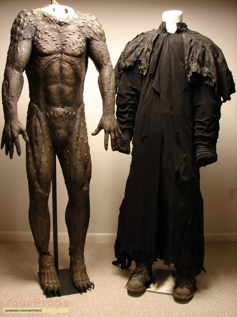 Jeepers Creepers Creeper costumes.   All bite and no bark ...