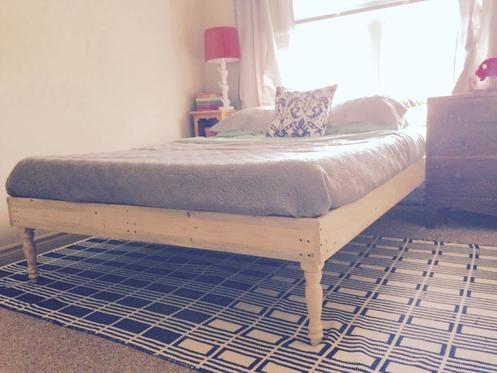 Phenomenal Father Bohemian Platform Bed Diy Bed Urban