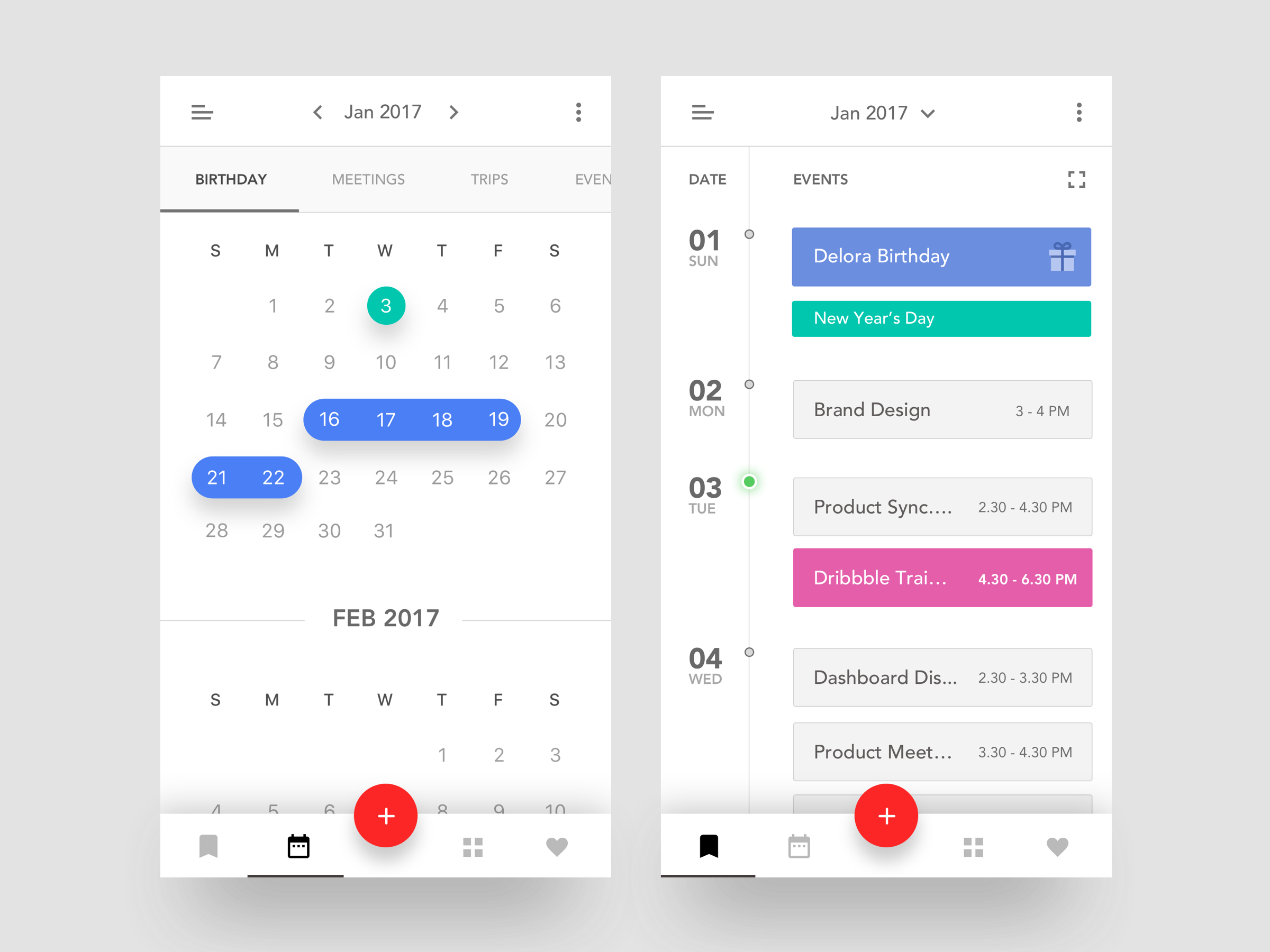 Event Calendar Ui Design : Calendar ui design pinterest event app and