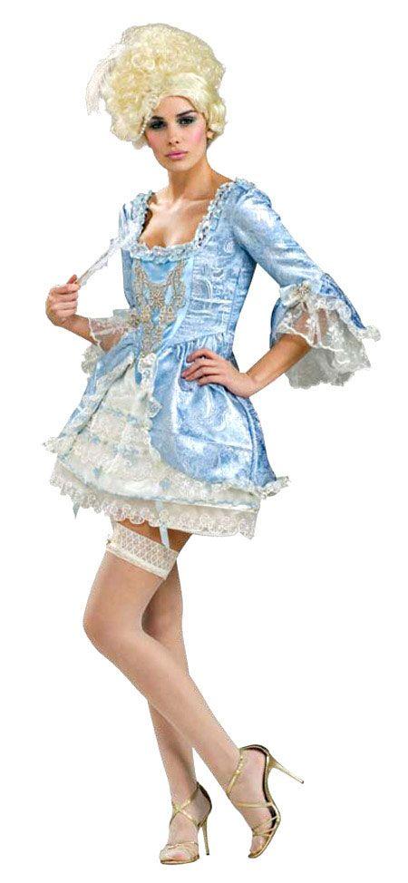 Sexy Naughty Marie Antoinette Costume  sc 1 st  Pinterest & Sexy Naughty Marie Antoinette Costume | Costumes u0026 Make up | Pinterest