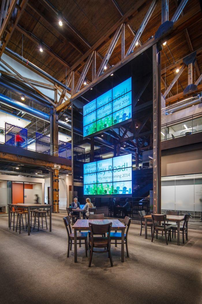 Office Tour: Johnson Controls – West Allis Offices | Spaces