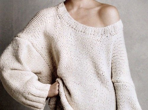 Pin by Marzena Lewandowska on Oversized sweater | Pinterest ...