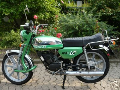 1976 hercules k 50 rlc classic motorcycles hercules. Black Bedroom Furniture Sets. Home Design Ideas
