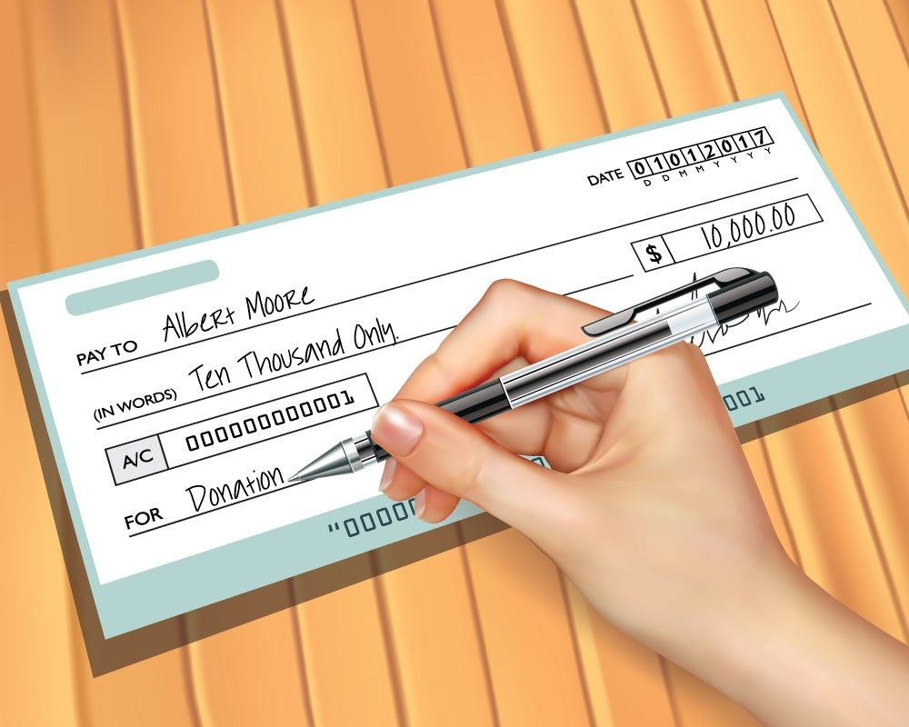 Doyouknow The Procedure To Write A Check Business Writing Did You Know Business Finance