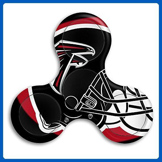 Atlanta Falcons Tri Spineer Hand Toy Fid Spinner Spinner Finger
