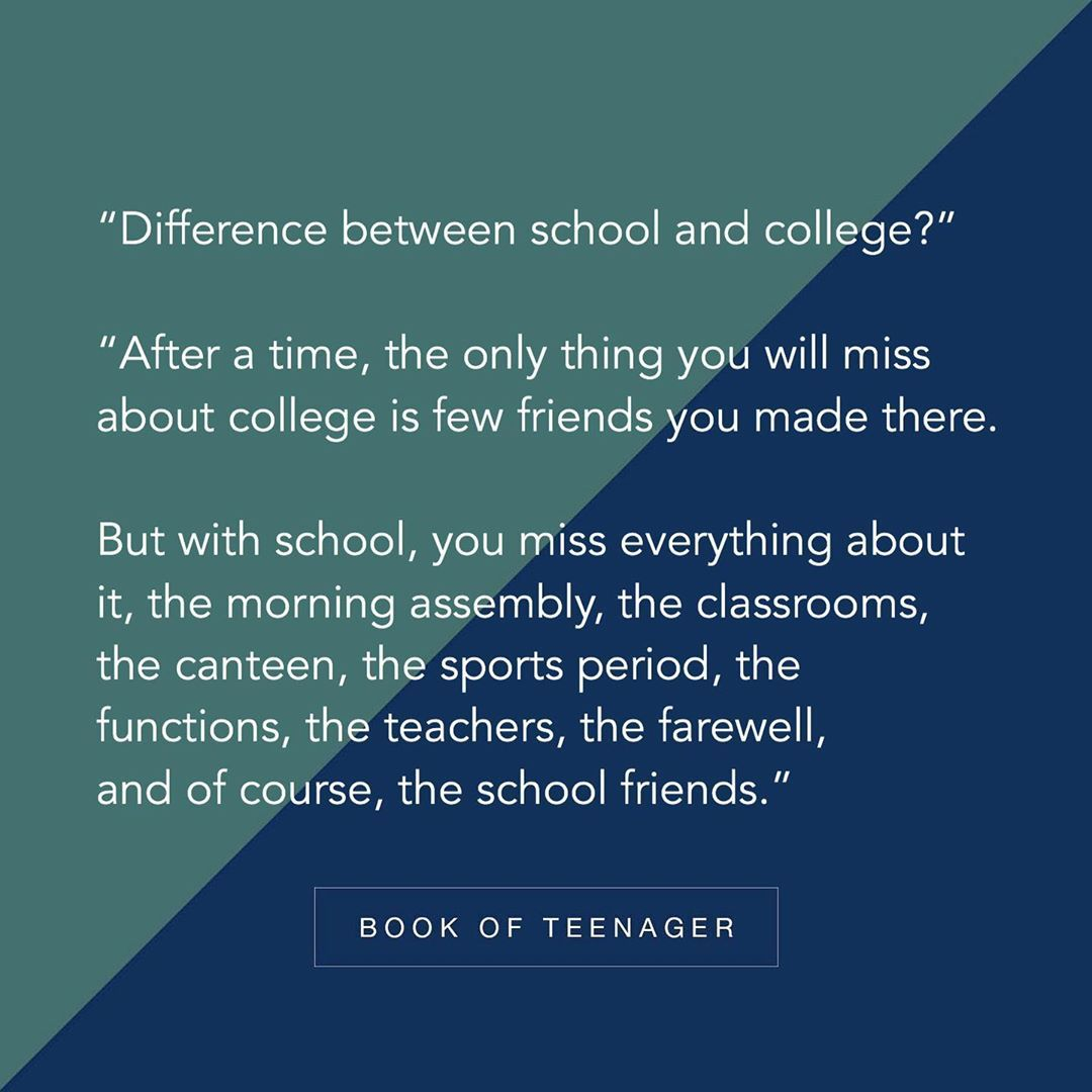 School Life Quotes By Bhavana Agarwal On Friends School Days