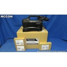 Panasonic AJ-HPX3100 P2 HD Camcorder w/ AJ-HVF21KG